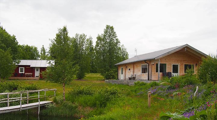 Slagnäs camping & stugby