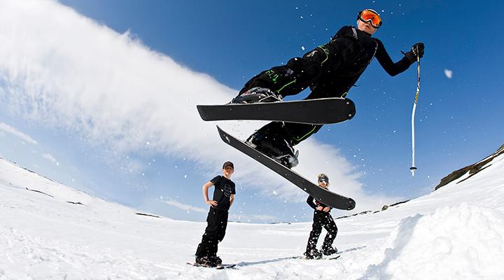Galtis skidanläggning