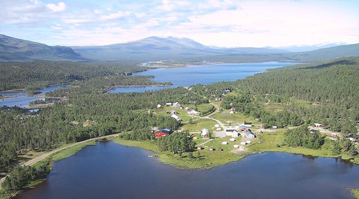 Johanssons Fjällstugor cabins