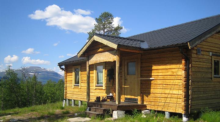 Vuonatjviken Cabins