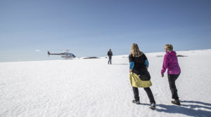 Salajekna – Sveriges största glaciär