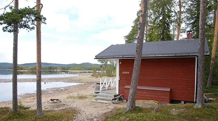 Mellanström Hütten