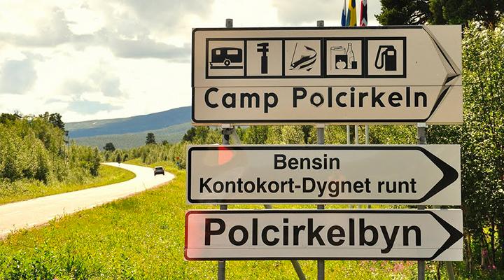 Camp Polcirkeln