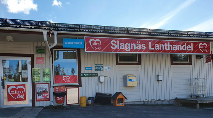 Slagnäs General Store